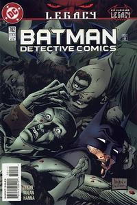 Detective Comics Vol 1 702