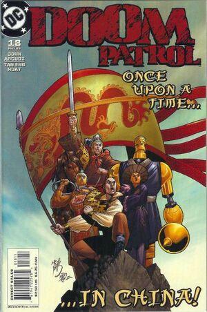 Doom Patrol Vol 3 18
