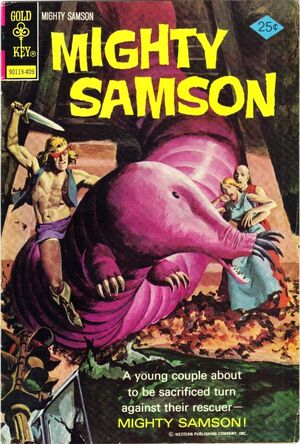Mighty Samson Vol 1 25