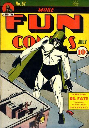 More Fun Comics Vol 1 57