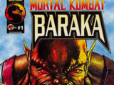 Mortal Kombat: Baraka Vol 1 1