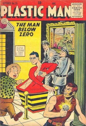 Plastic Man Vol 1 55