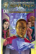 Star Trek Deep Space Nine Vol 1 6-A