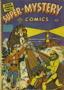 Super-Mystery Comics Vol 2 1