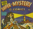 Super-Mystery Comics Vol 2 1