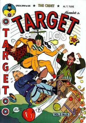 Target Comics Vol 1 33