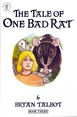 The Tale of One Bad Rat Vol 1 3