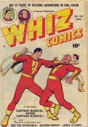Whiz Comics Vol 1 132