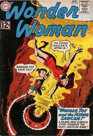 Wonder Woman Vol 1 132
