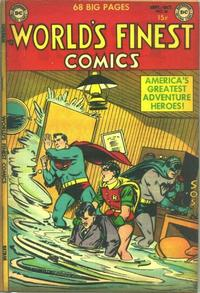 World's Finest Comics Vol 1 66