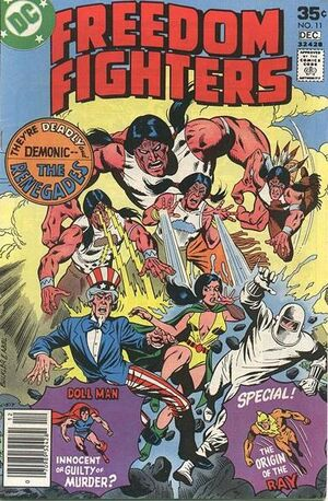Freedom Fighters Vol 1 11