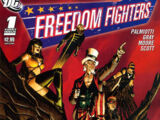 Freedom Fighters Vol 2 1