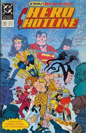 Hero Hotline Vol 1 1