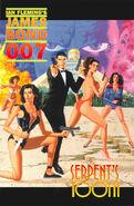 James Bond 007 Serpent's Tooth TPB Vol 1 1