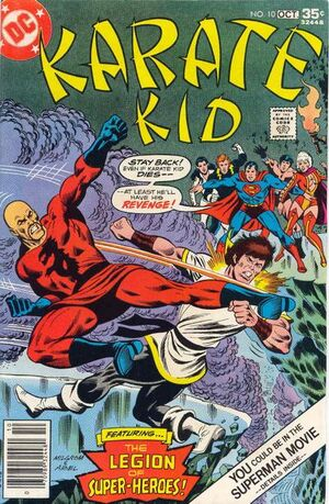 Karate Kid Vol 1 10