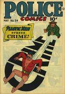 Police Comics Vol 1 54