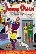 Superman's Pal, Jimmy Olsen Vol 1 101