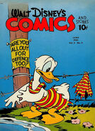 Walt Disney's Comics and Stories Vol 1 21