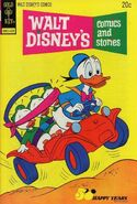 Walt Disney's Comics and Stories Vol 1 397