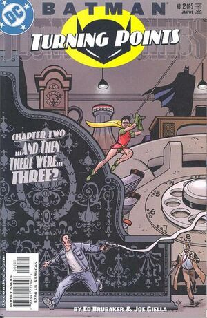 Batman Turning Points Vol 1 2