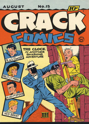 Crack Comics Vol 1 15