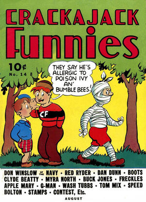 Crackajack Funnies Vol 1 14