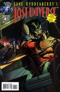 Gene Roddenberry's Lost Universe Vol 1 4-B