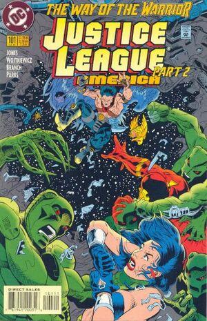 Justice League America Vol 1 101