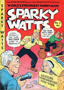 Sparky Watts Vol 1 5
