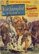 Star-Spangled Comics Vol 1 100