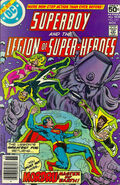 Superboy and the Legion of Super-Heroes Vol 1 245