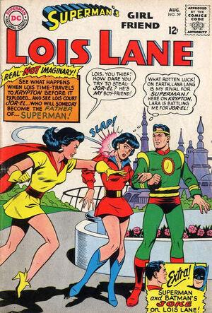 Superman's Girlfriend, Lois Lane Vol 1 59