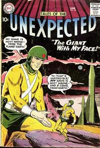Tales of the Unexpected Vol 1 38