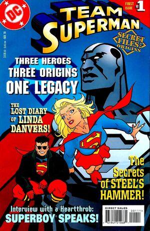 Team Superman Secret Files and Origins Vol 1 1