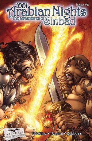 1001 Arabian Nights The Adventures of Sinbad Vol 1 6