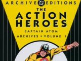 Action Heroes Archives Vol 1
