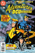 Adventures in the DC Universe Vol 1 8