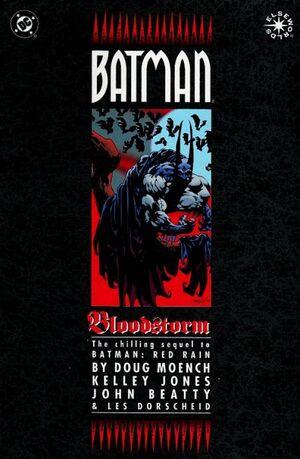 Batman Bloodstorm