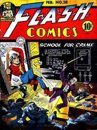 Flash Comics Vol 1 38