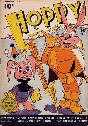Hoppy the Marvel Bunny Vol 1 1