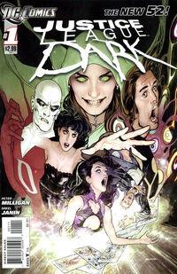 Justice League Dark Vol 1 1