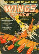 Wings Comics Vol 1 10