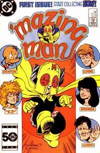 'Mazing Man 1