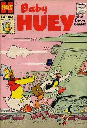 Baby Huey Vol 1 11