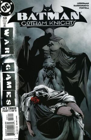 Batman Gotham Knights Vol 1 58