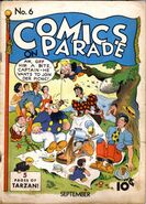 Comics on Parade Vol 1 6