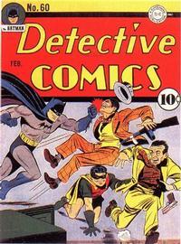 Detective Comics Vol 1 60