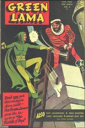 Green Lama Vol 1 3