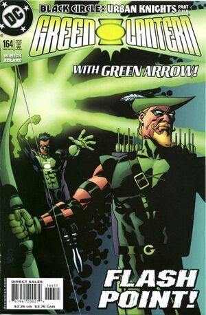 Green Lantern Vol 3 164