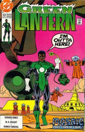 Green Lantern Vol 3 17